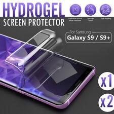 HYDROGEL AQUA FLEXIBLE Crystal Screen Protector Samsung Galaxy S9 S8 Plus Note 8