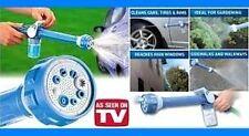 EZ Jet Water Cannon & Soap Dispenser Pressure Washer 8 Built in Spray Patterns