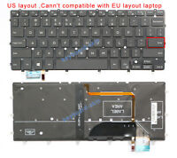 New for Dell XPS 13(9343 9350) 13-9343 13-9350 series laptop keyboard US Backlit