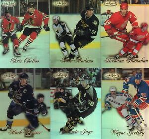 1998-99 Topps Gold Label Complete Set #1-100