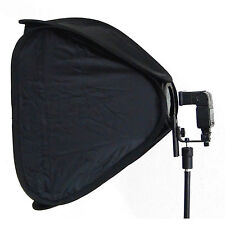 Caja de Luz Softbox Plegable DynaSun SB1009 60x60 para Flash Camara Estudio Foto