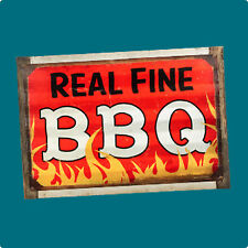 BBQ Plaques & Signs