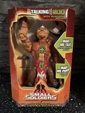 "Small Soldiers Archer 12"" Sealed Extremely Rare MISB Stills Works"