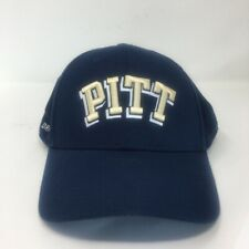 new style 487b5 716a8 Nike Pitt Panthers Fitted Legacy91 Dri-Fit Hat Cap Navy Blue Size L