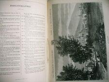 LA FRANCE ILLUSTREE XIXe MALTE BRUN corse creuse doubs drome finistère gard etc