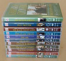 Catherine Cookson DVD x11 The Rag Nymph Cinder Path Gambling Man Secret etc.