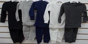 Infant/Toddler/Boys Snozu $18 Assorted Thermal Underwear/Pajamas Sz 12 Months-7