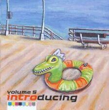 Intro-ducing 05 Ryuchi Sakamoto, Funki Porcini, Orbital, Dub War, Jud, Na.. [CD]