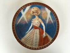 1965 Barbie Holiday Dance Limited Edition The Danbury Mint Plate