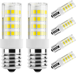 DiCUNO E17 LED Bulb, Appliance Bulbs, Microwave Oven, Stovetop Light, 4W 400l...