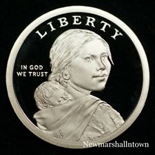 2020 S Native American Sacagawea Mint Proof ~ US Coin from Proof Set