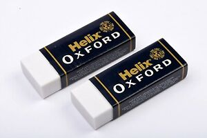 Oxford Twin Pack of Erasers