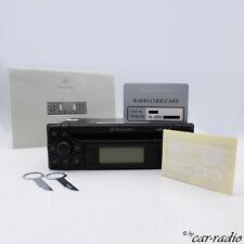 Original Mercedes Audio 10 CD MF2910 Cd-R Alpine Becker Radio Edición de