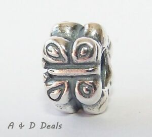 Pandora Genuine Sterling Silver Butterfly Charm-#790285 -RETIRED