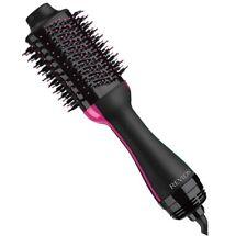 Revlon Salon One Step Hair Dryer and Volumizer Original New Pink Black