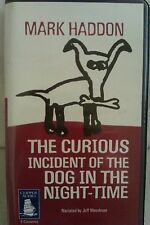 The Curious Incident of the Dog in the Night-Time: M Haddon: Unabridged Cassette