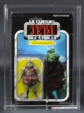 Star Wars Vintage Miro-Meccano Gamorrean Guard ROTJ 65 Back AFA 70(70/70/85) MOC