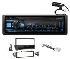Alpine Digital Media Bluetooth Stereo Receiver 4 2004-2005 Lincoln Aviator