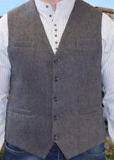 ANGEBOT ! ! Neue Auflistung Weste - Emerald-Isle-Irish-Full-Back-Tweed -Weste