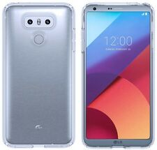 New Transparent Crystal Clear Case for LG G6 Case Gel TPU Soft Cover Skin UK