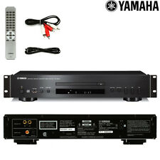 Yamaha CD-S300-RK Rackmount USB CD Player w/ Remote Control l Authorized Dealer
