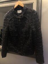 Isabel Marant Etoile Knitted Jacket Wool Alpaca Blend Size 40 UK 12