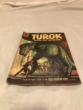Turok Son Of Stone Number25 1961 Dell Comic Book Original