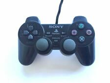 OFFICIAL ORIGINAL SONY Dual Shock 2 Wired Playstation ps2 Contrôleur Pad Black