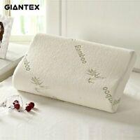 Sleeping Bamboo Memory Foam Orthopedic Pillow Pillows Oreiller Pillow New
