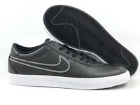 los angeles f091c b06f3 Nike SB Bruin Zoom PRM SE Black Metallic Pewter Silver 877045-001 Men s 9-