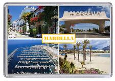 Marbella, Spain Fridge Magnet 01