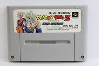 Dragon Ball Z Hyper Dimension SFC Super Famicom SNES Japan Import I6313