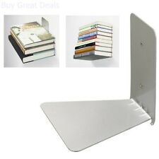 Wall Book Shelf Small Conceal Wall-mounted Stand Invisible Floating Books Shelf