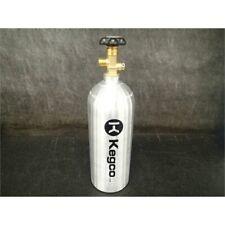 Kegco Empty Co2 Tank, 5 lb. Cap., Aluminum, No Box