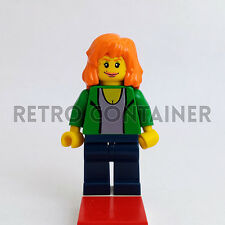 LEGO Minifigures - Mary Jane - spd008 - Spider-Man Omino Minifig Set 4851