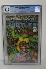 Teenage Mutant Ninja Turtles #12 (1st Print) CGC 9.6 WP NM+