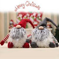 Elfos De Navidad Para Decoracion Navideña Duendes De Regalo Santa Claus Santas