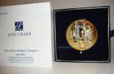 ESTEE LAUDER YEAR OF THE MONKEY COMPACT LUCIDITY PRESSED POWDER 06 TRANSPARENT
