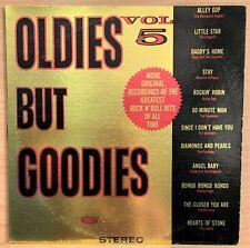 New listing VARIOUS – OLDIES BUT GOODIES VOL. 5 VINYL LP