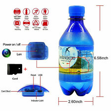 HD 1080P Spy MINI Hidden Camera Water Bottle Nanny Surveillance Video Recoder LU
