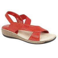 Womens Ladies Slingbacks Flat Summer Beach Comfy Sandals Shoes UK Sizes 3-8