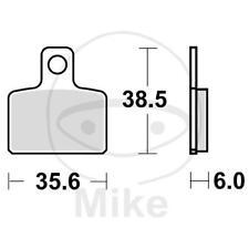Plaquette de freins Standard TRW Lucas mcb767