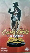 Zatanna Cover Girls DC Universe Statue Limited Edition #4610/5000