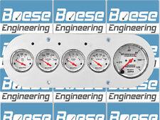54 55 56 57 58 Dodge Truck Billet Aluminum Gauge Panel Dash Insert Instrument