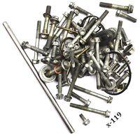 KTM 125 EXE ´01 - Motorschrauben Reste Kleinteile