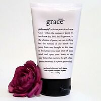 PHILOSOPHY INNER GRACE PERFUMED SHIMMER BODY LOTION 4 OZ  DISCONTINUED! AMAZING!