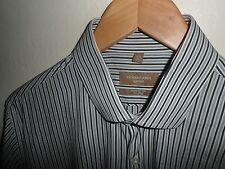 "Savile Row RICHARD JAMES Mayfair Mens Shirt Tailored SIZE LARGE 16.5"" 42"""
