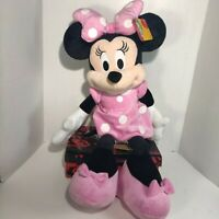"""Mickey Mouse Clubhouse Minnie Mouse Large Plush 25"""" Stuffed Animal Disney"""