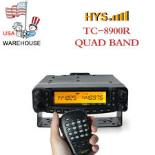 8900R Transceiver Quad Band 29/50/144/430MHz FM 50W Mobile Vehicle Car Ham Radio