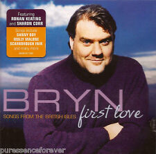 BRYN TERFEL - First Love: Songs From The British Isles (UK/EU 16 Tk CD Album)